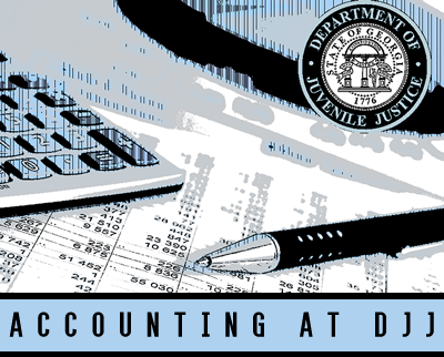 Accounting at DJJ