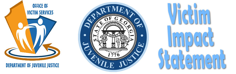 Victim Impact Statement  Department Of Juvenile Justice
