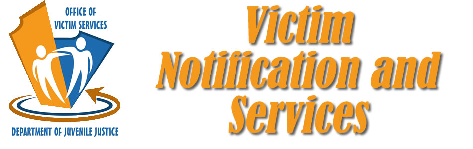 DJJ Victim Notification and Services