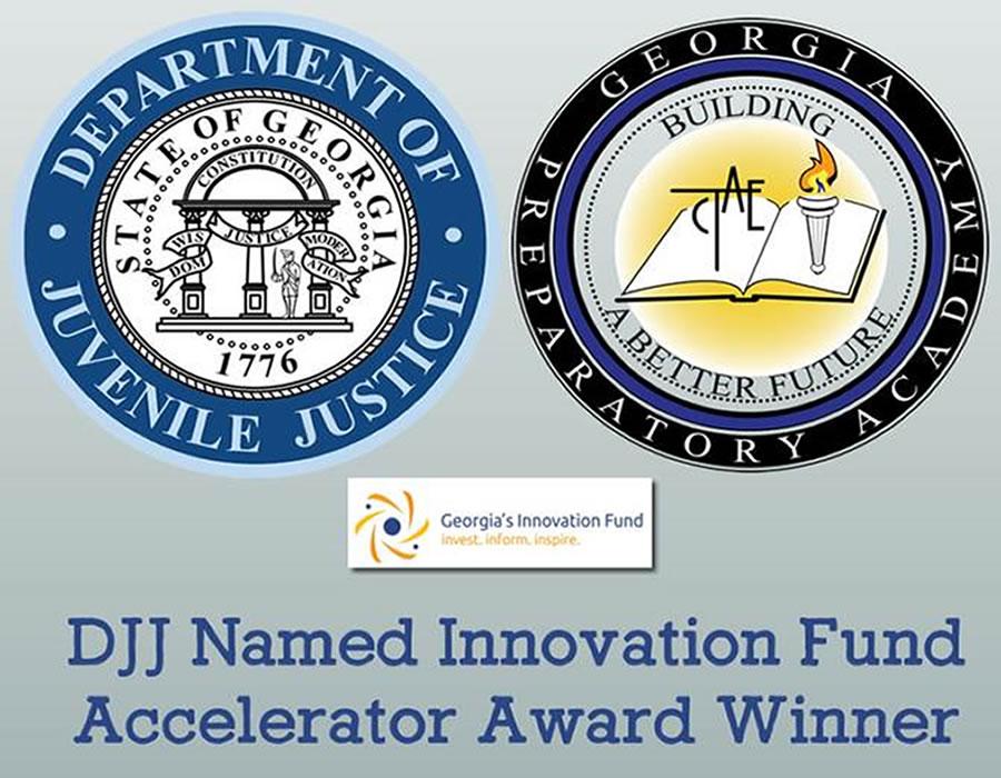 DJJ Named Innovation Fund Accelerator Award Winner