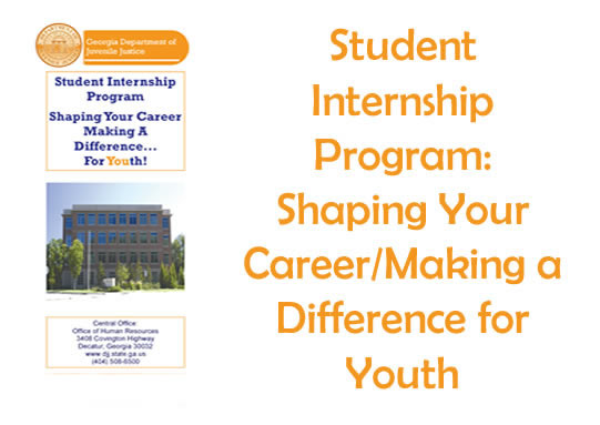 Internships at DJJ