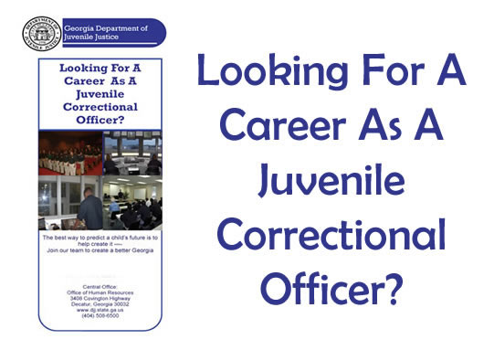 Juvenile Correctional Officer Positions at DJJ
