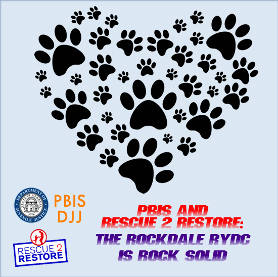 PBIS and Rescue 2 Restore: The Rockdale RYDC is ROCK SOLID