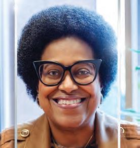 Dr. Michelle Staples-Horne