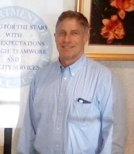 Regional Administrator Todd Bentley